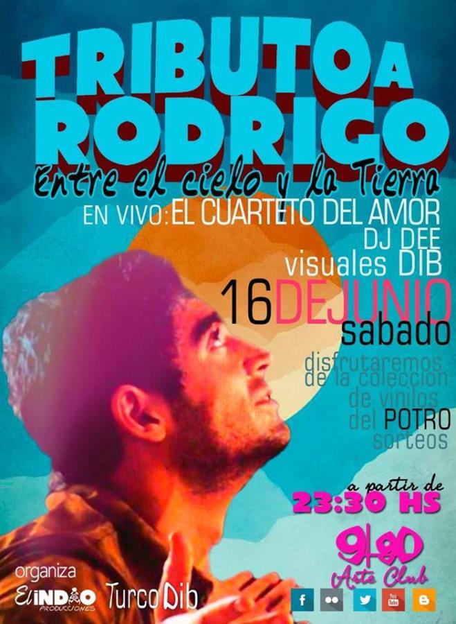 Tributo a Rodrigo :: El Cuarteto del Amor + Dj Dee