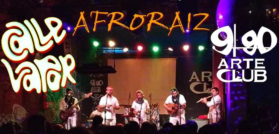 Calle Vapor en 990 - Afroraiz -