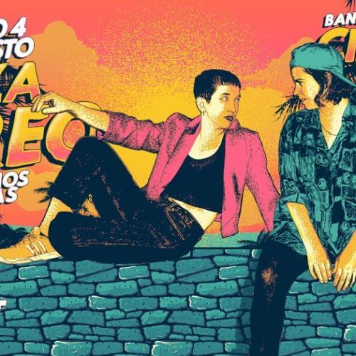 "Ibiza Pareo presenta ""Bailemos Juntas"" Invitadas: Ciruela Split"
