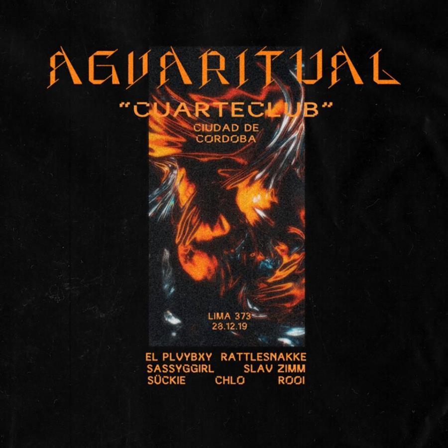 """Agvaritual presenta """"Cuarteclub"""" en el *Salón Bailable*"""