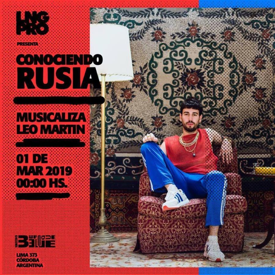 LNG Club: Conociendo Rusia en vivo!
