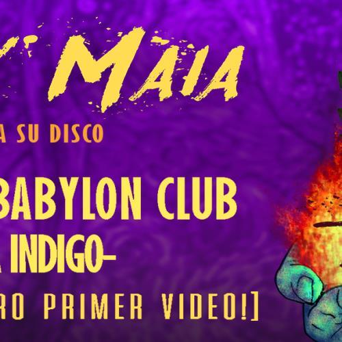 Akun Maia presenta el disco #GranEspiritu junto a Indigo