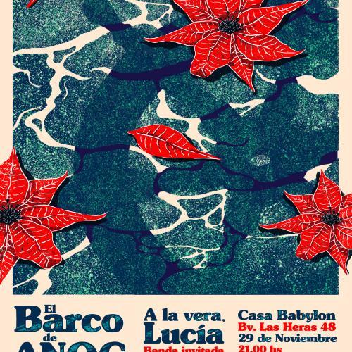 El Barco de ANOC presenta disco