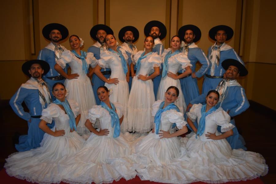 El Ballet Municipal en San Vicente