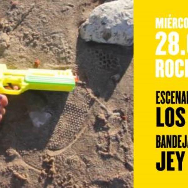 ROCKME ■ LOS MIGUES ■ LUCERO ■ JEY ■ LEO SAYON