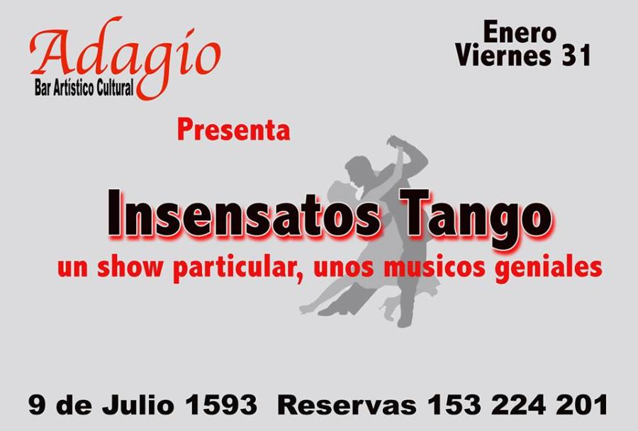 Insensatos Tango