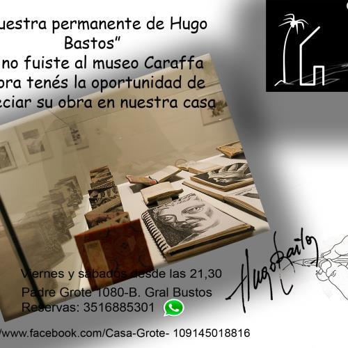 Muestra permanente de Hugo Bastos