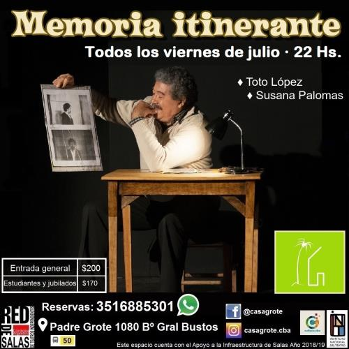 Memoria itinerante