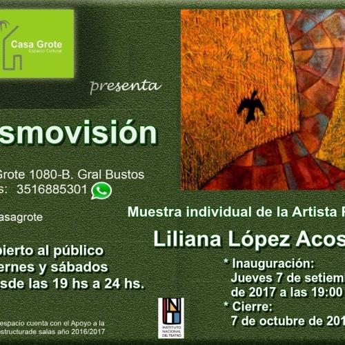 COSMOVISIÓN - Liliana López Acosta