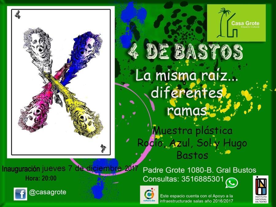 """""""4 de Bastos"""""""