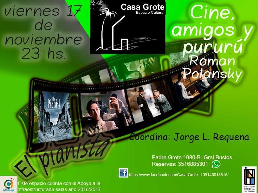 Cine, Amigos y Pururú