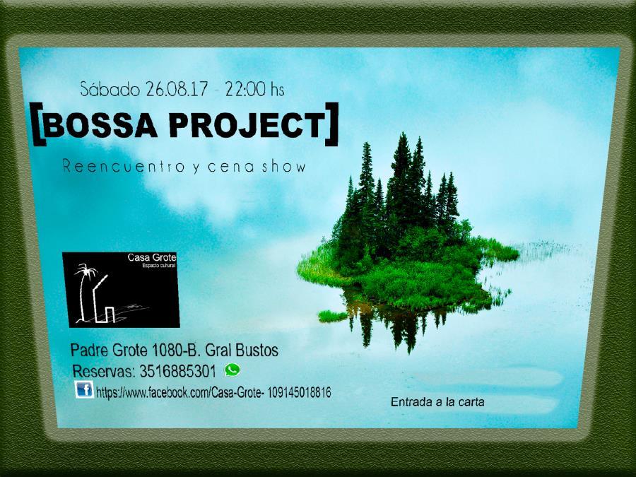 Bossa Project Reencuentro