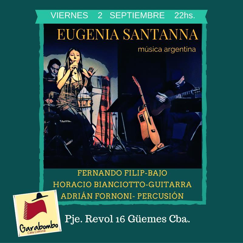 EUGENIA SANTANNA *música argentina*