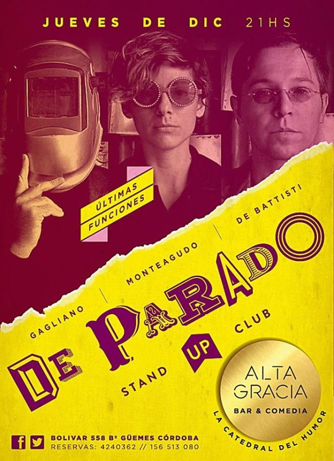 De Parado Stand Up Club