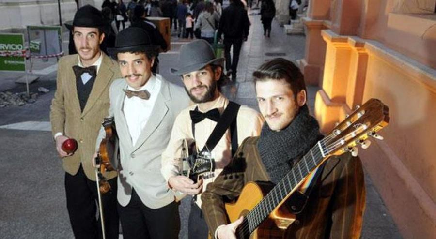 El cuarteto del amor en Alta Gracia Bar & Comedia