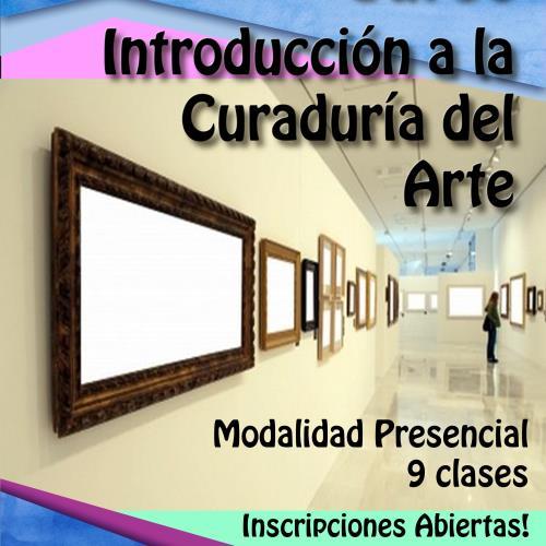 Introdución a la Curaduría del Arte