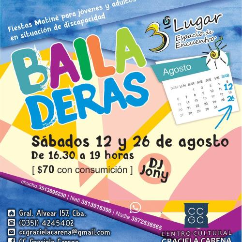 Bailaderas