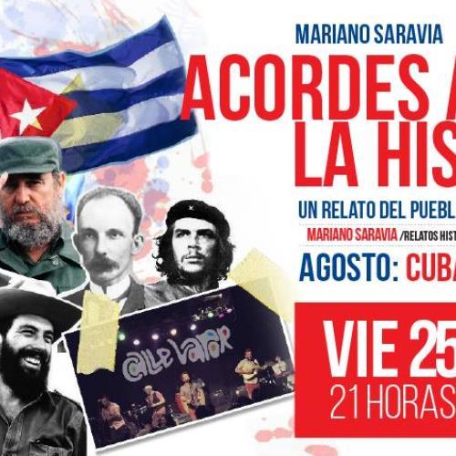 Acordes a la Historia – Cuba