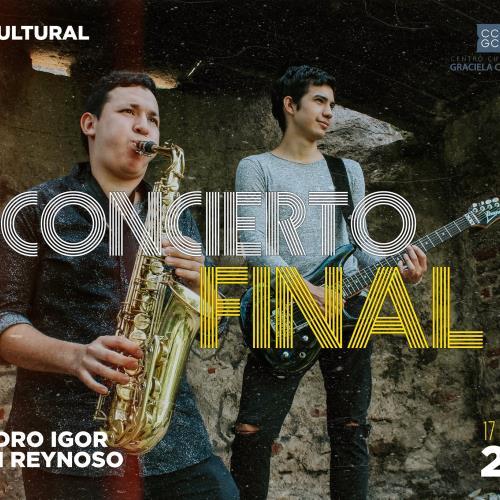 Concierto Final - Igor Reynoso