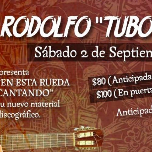 """Rodolfo """"Tubo"""" Moya - En esta rueda Cantando"""
