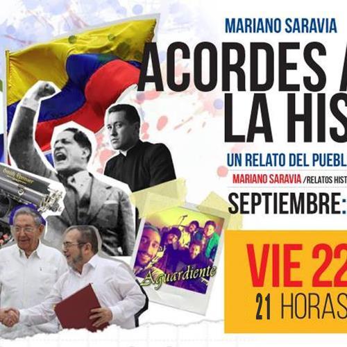 Acordes a la Historia --- Colombia