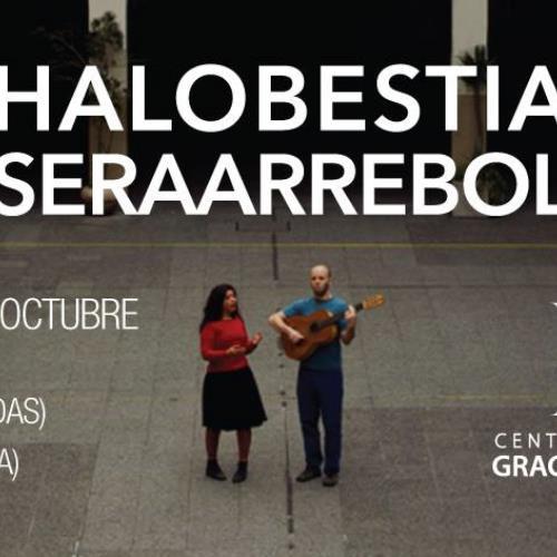 Seraarrebol presenta Halo Bestia en Córdoba