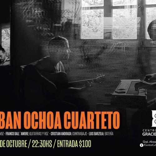 Esteban Ochoa Cuarteto