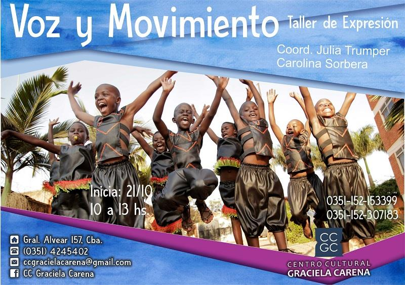 Voz y Movimiento