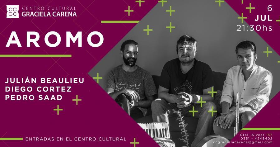 Presentación de AROMO, en el Carena!