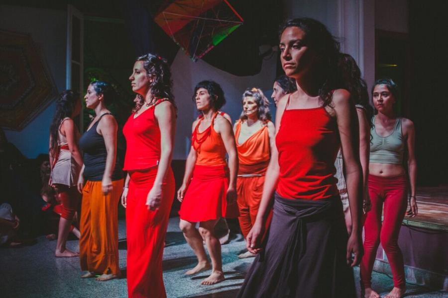 Danza Popular (técnica y mov.)