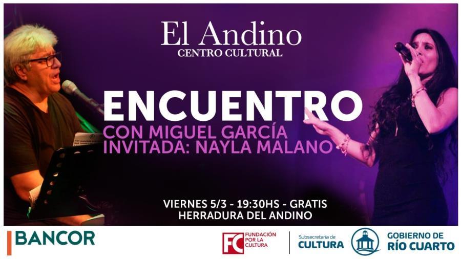 ENCUENTRO con Miguel García y Nayla Malano