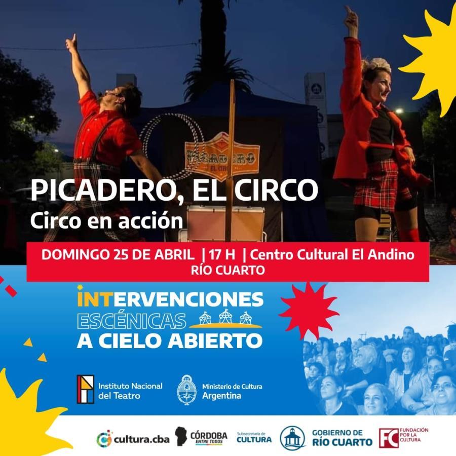 PICADERO, EL CIRCO: Circo en Acción