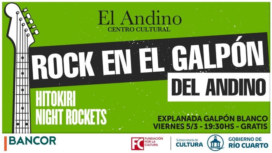 Rock en el Galpón