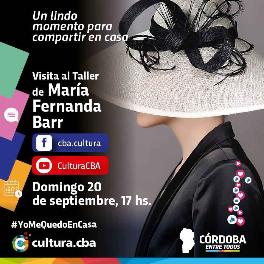 Visita al Taller de María Fernanda Barr