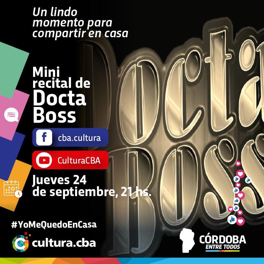 Mini recital de DOCTA BOSS