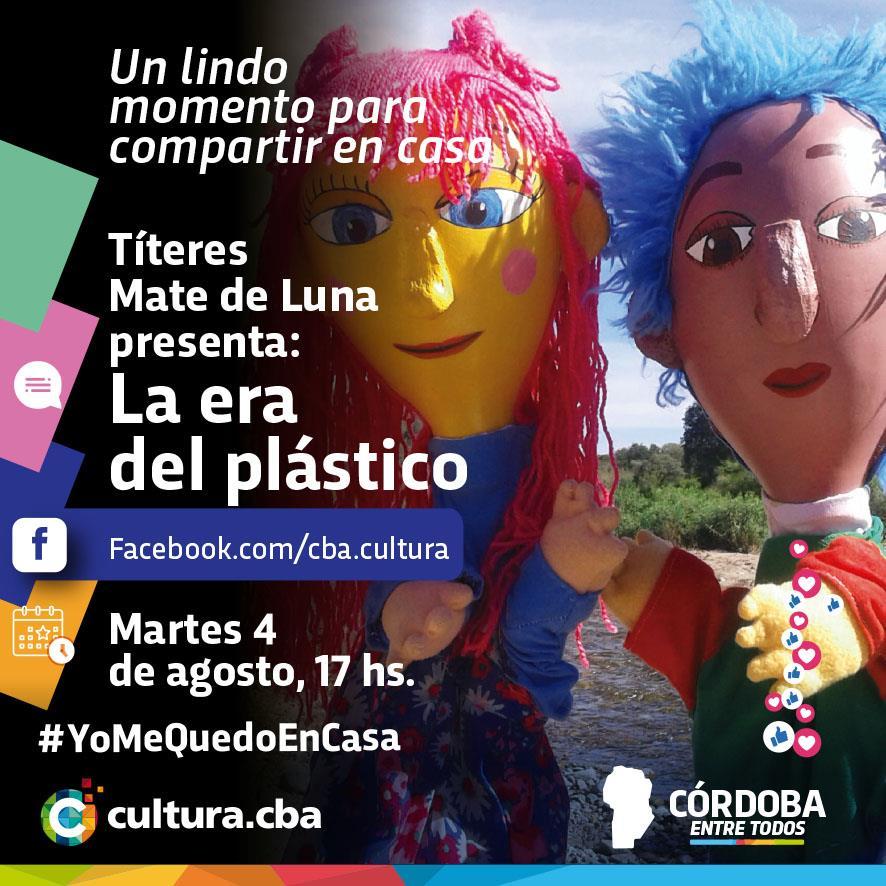 """Mate de Luna presenta """"La era del plástico"""""""