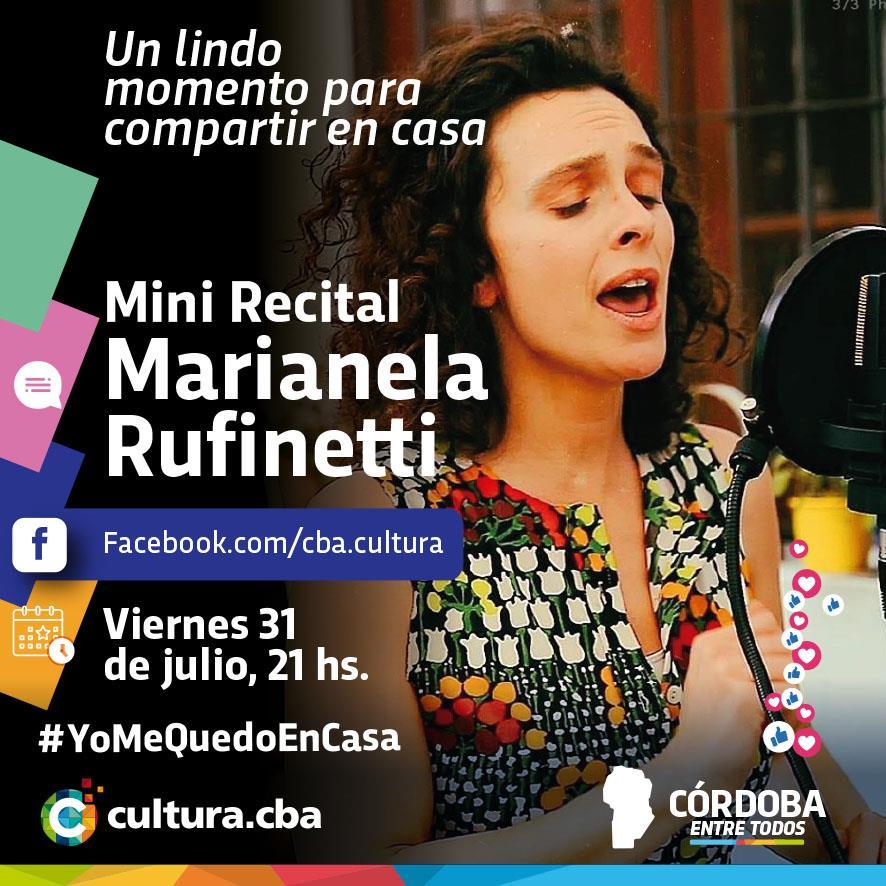 MIni Recital: Marianela Rufinetti