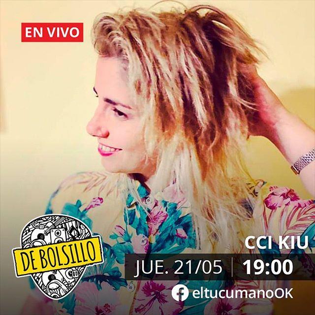 Cci Kiu en Vivo por Facebook Live