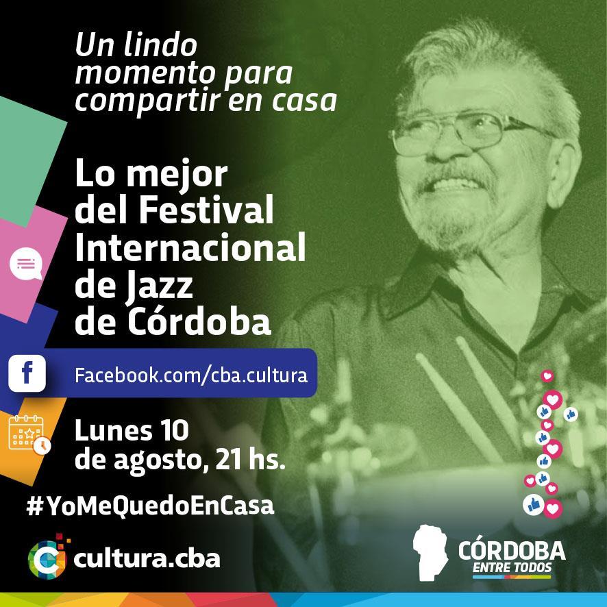 Festival Internacional de Jazz de Córdoba - CBA JAZZ - Argentina