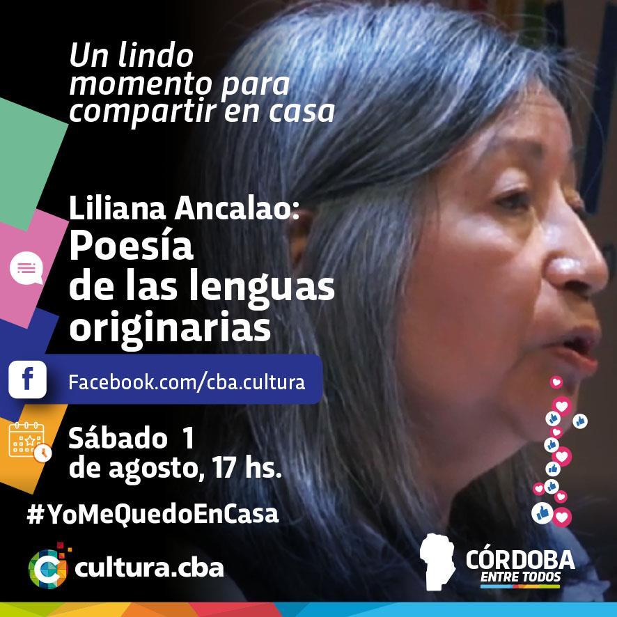 Liliana Ancalao - Poesía de las lenguas originarias