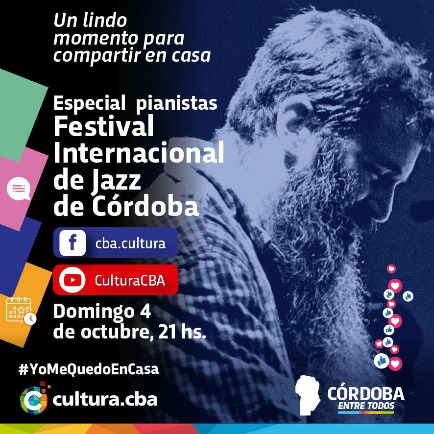 Festival Internacional de Jazz (especial pianistas)