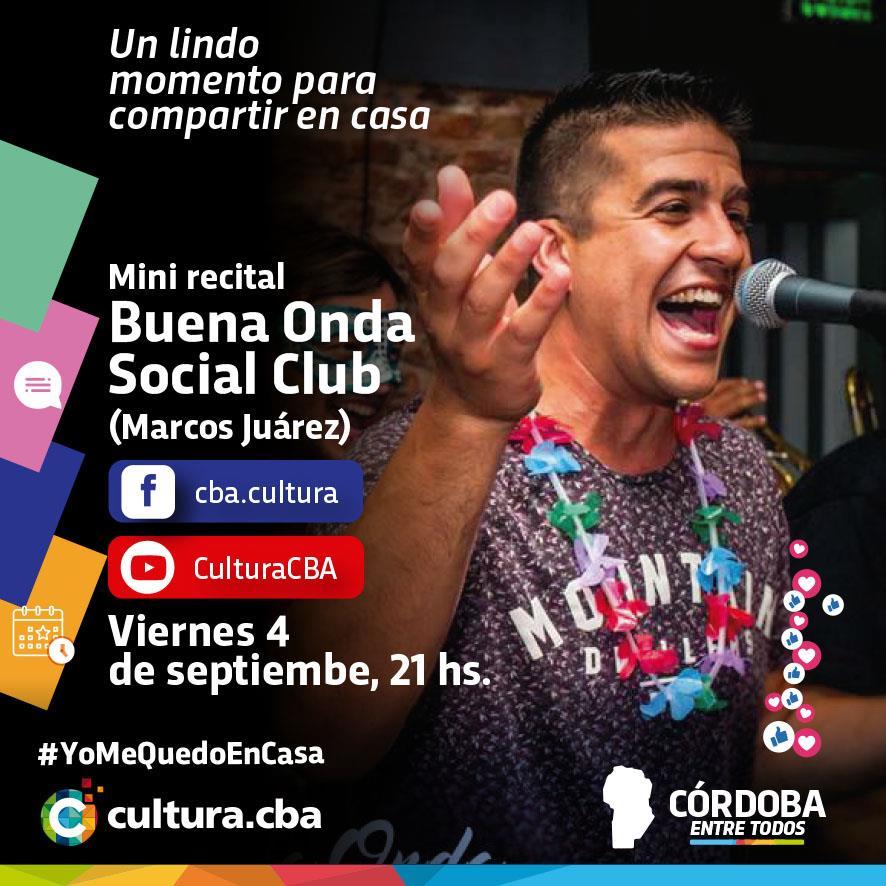 Buena Onda Social Club