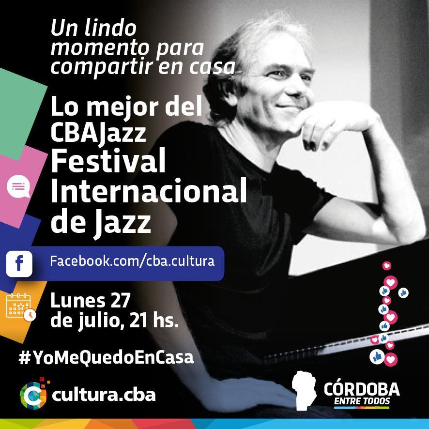 Lo mejor del CbaJazz Festival Internacional de Jazz