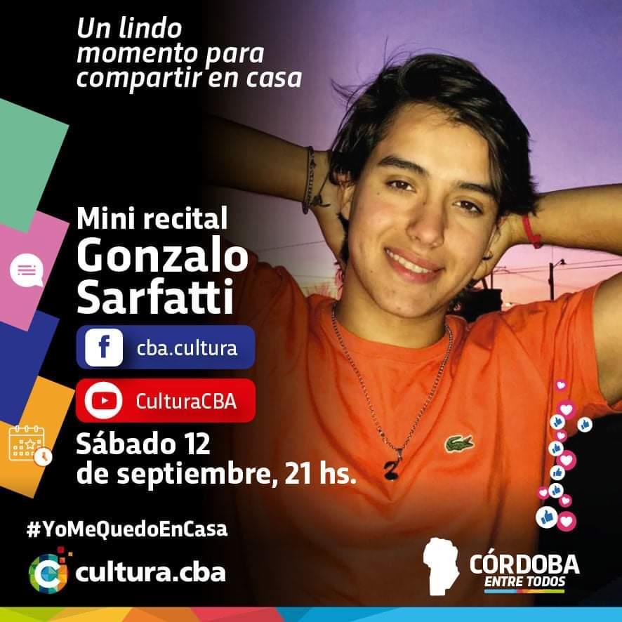 Mini recital: Gonzalo Sarfatti