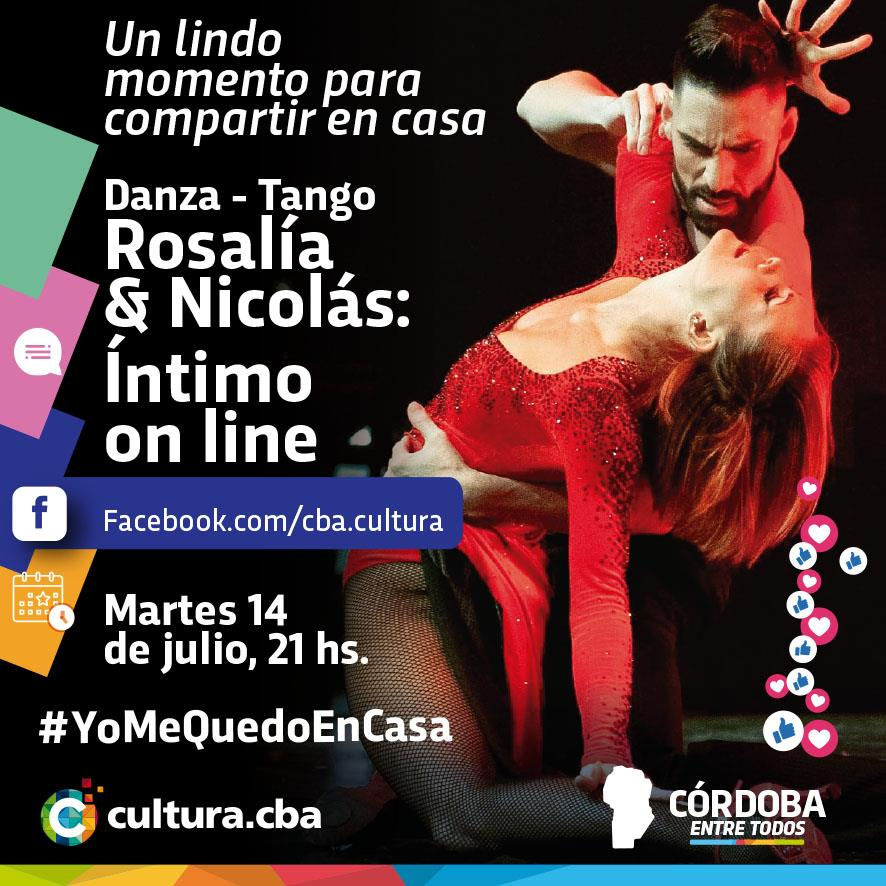 Un lindo momento para compartir en casa - Rosalía & Nicolás: Íntimo on line