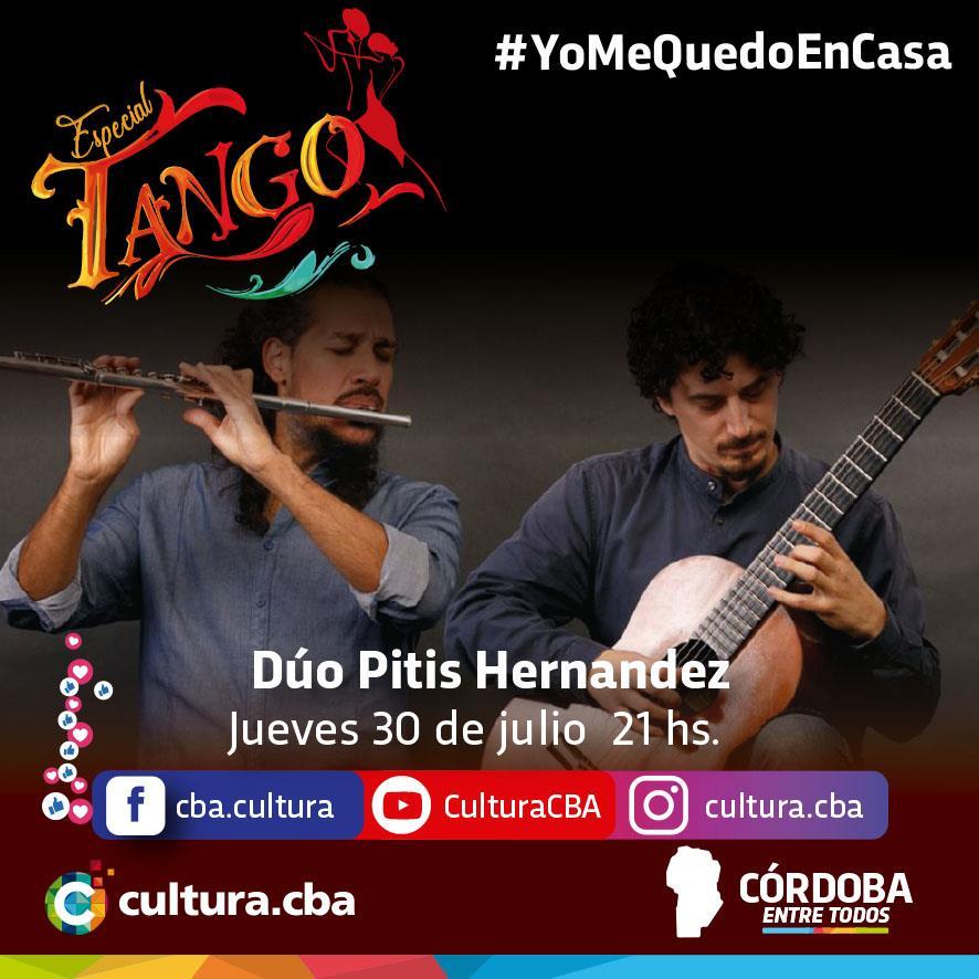 Especial tango - Dúo Pitis Hernández