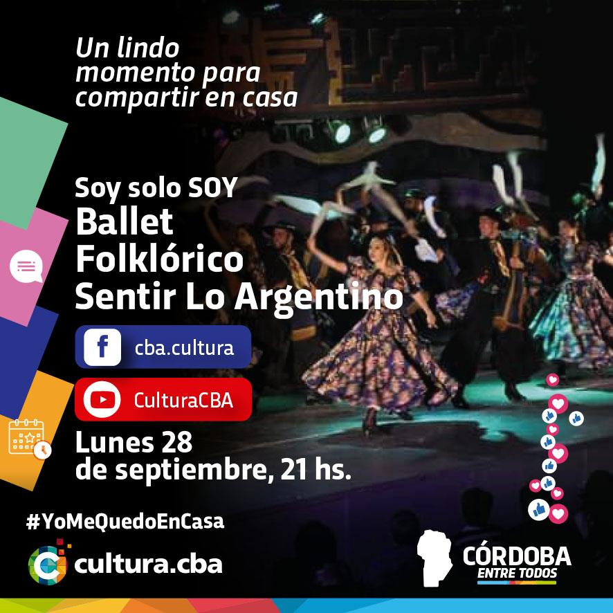 Ballet Folklórico Sentir lo Argentino