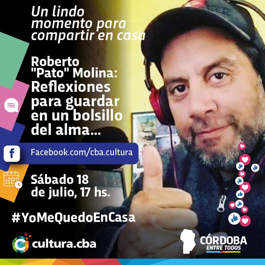 """Un lindo momento para compartir en casa -  Roberto """"Pato"""" Molina: Reflexiones para guardar en un bolsillo del alma"""
