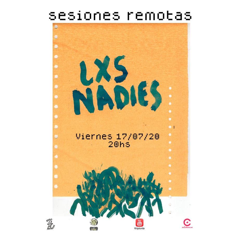 Kriptonîa Sesiones Remotas - Lxs Nadies