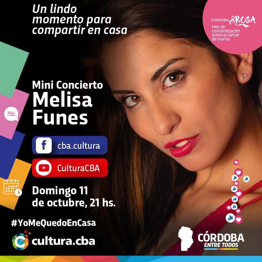 Mini Concierto de Melisa Funes